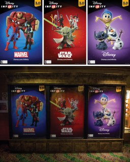 Disney Infinity 3.0 Edition | Posters for El Capitan Theatre