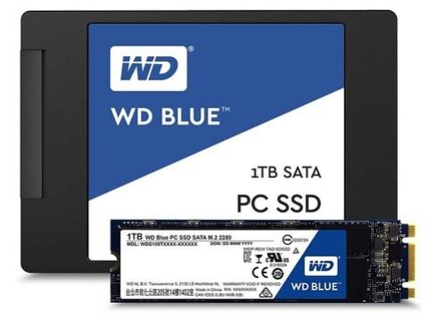 WD Blue SSD 1TB