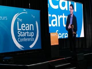 Lean Startup Conf 2015 - SF