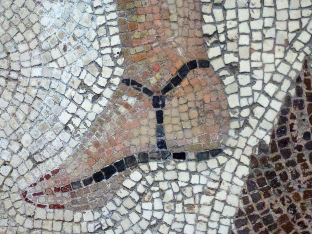 Turquie - jour 24 - Derniers instants à Istanbul - 58 - Musée des mosaïques du Grand Palais de Constantin - Büyük Saray Mozaikleri Müzesi