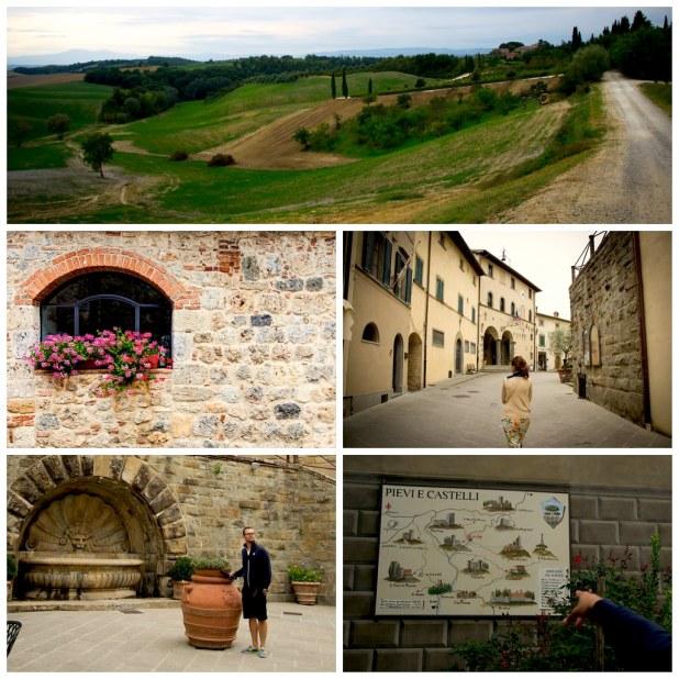 Valle de Chianti viaje