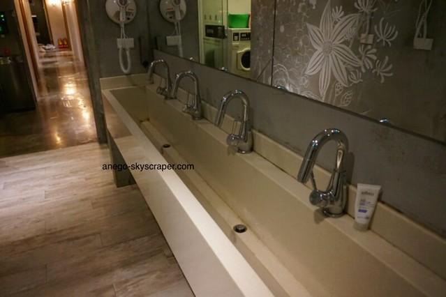 ワークイン 手洗い場