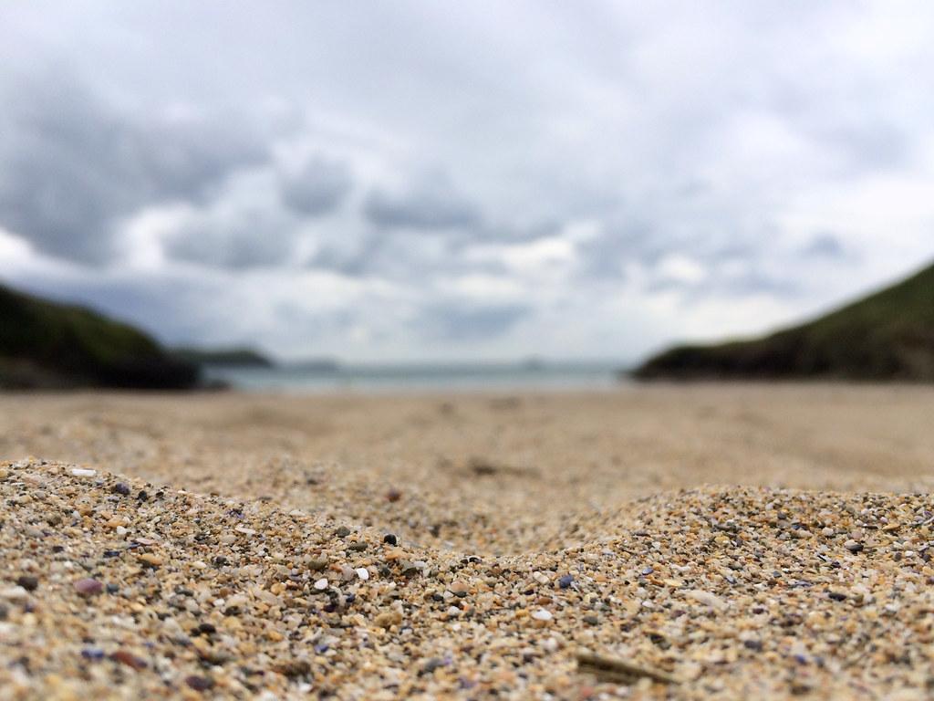 Polzeath Sand