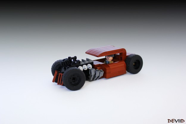 Hot rod - Hell Brown