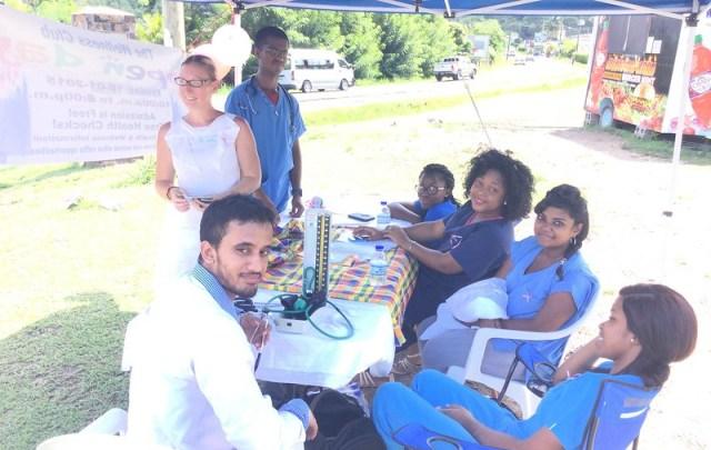 Medical Camp October 2015