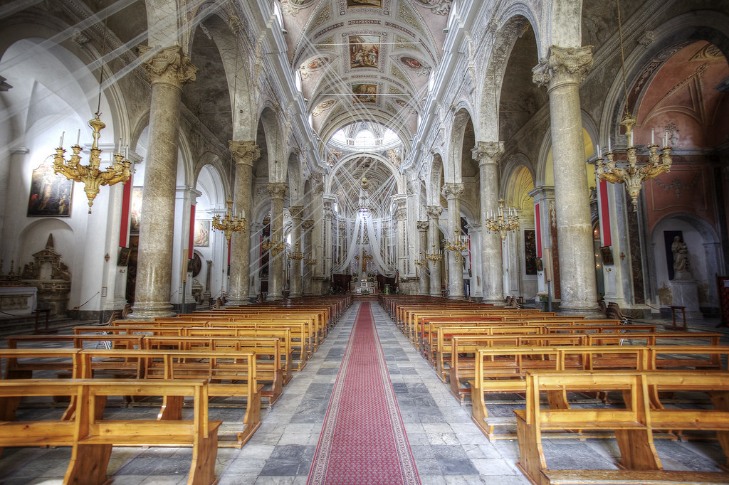 The Duomo in Termini Imerese.