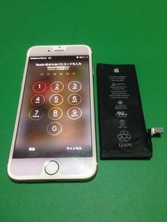 188_iPhone6のバッテリー交換