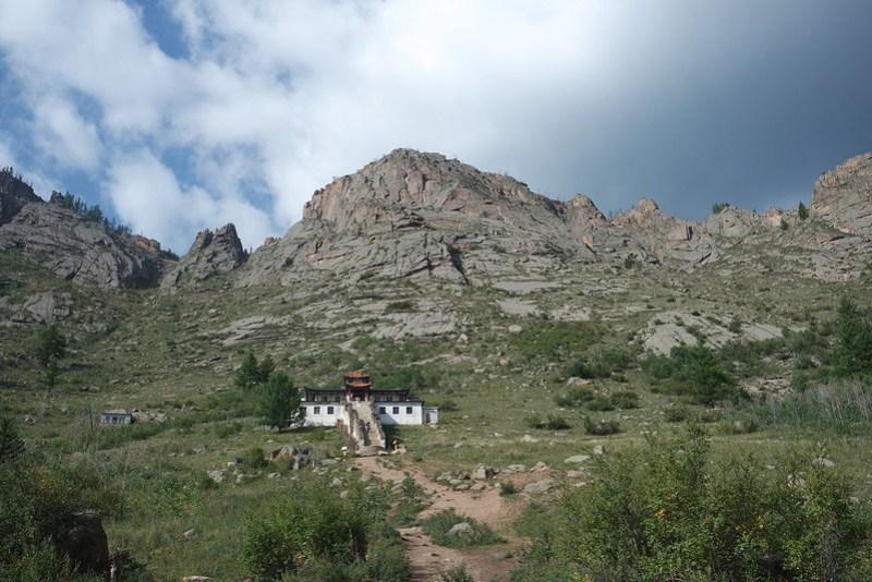 Centro budista del Terelj