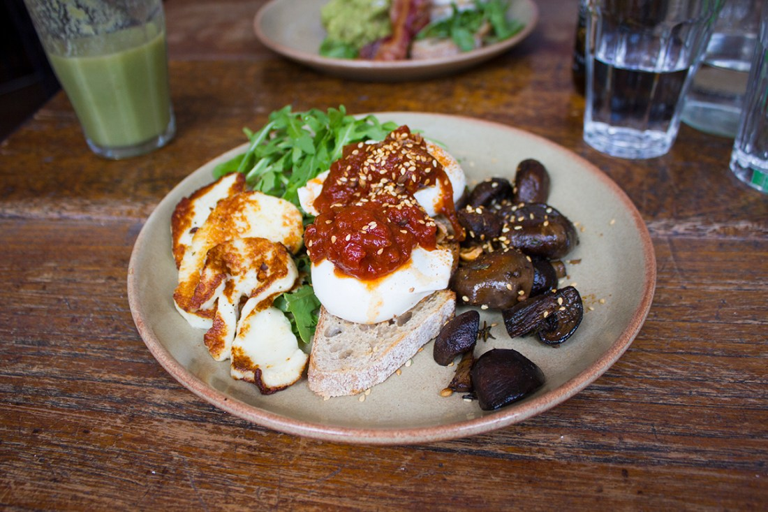 halloumi-shrooms-eggs-federal-cafe-bar-manchester
