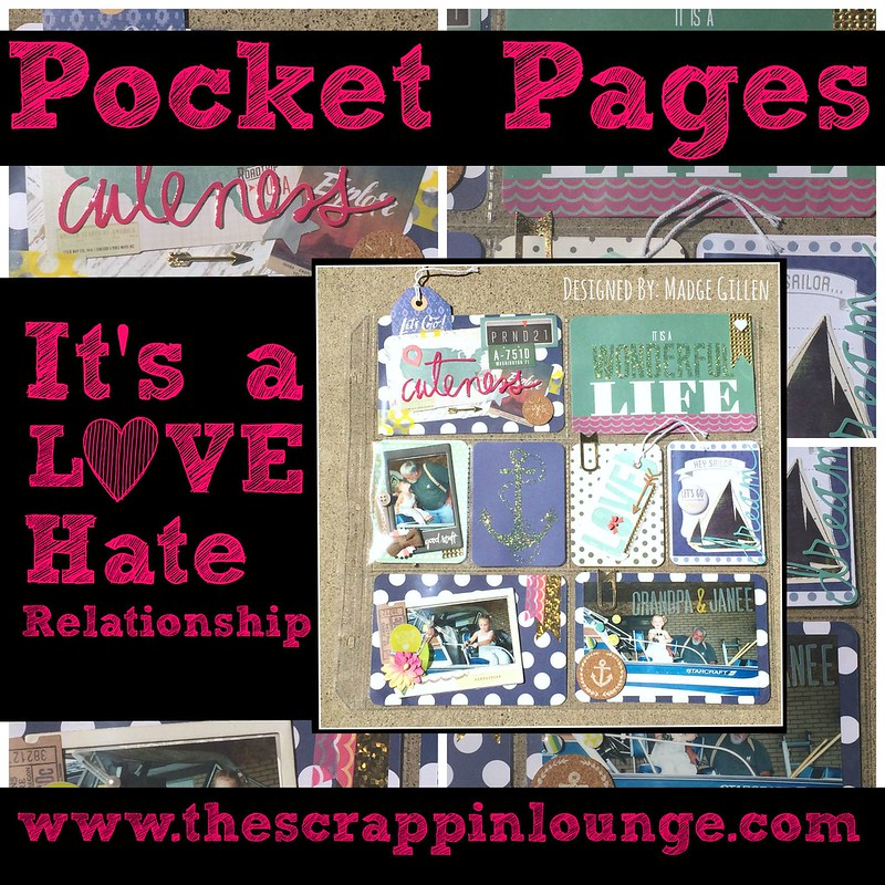Pocket Pages Collage