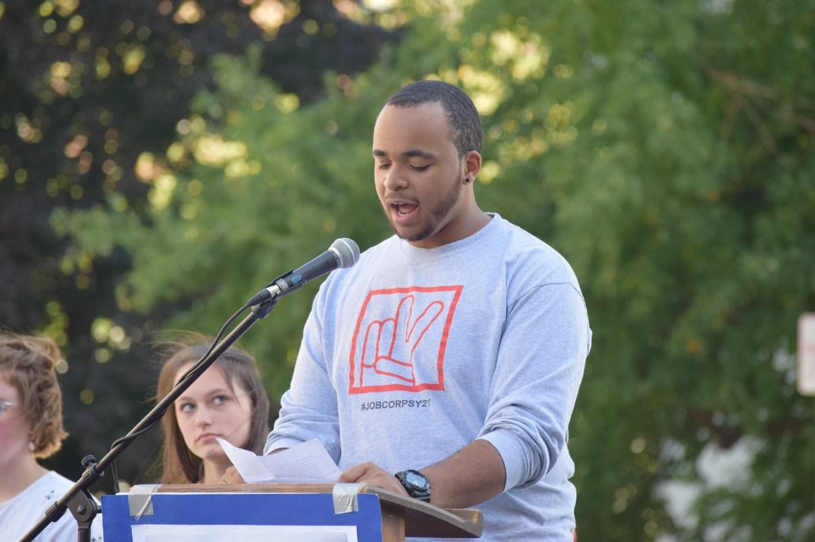 Bangor, ME End Violence Together Rally - CNV 2016 (9)