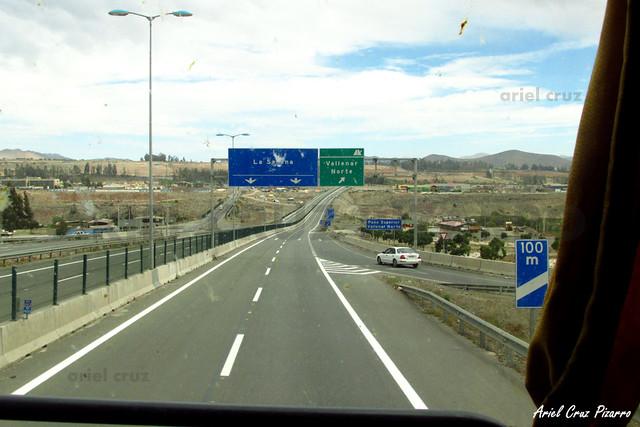 Vallenar - Ruta 5 Norte