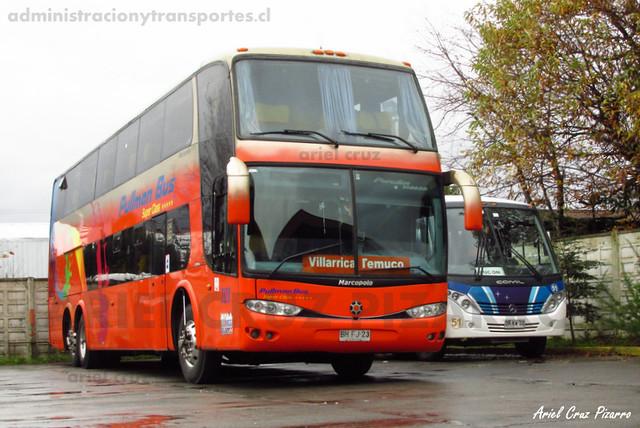 Pullman Bus - Pucón - Marcopolo Paradiso 1800 DD / Scania (BHFJ23) (2120)