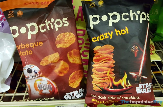 Limited Edition Star Wars Popchips
