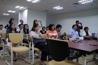 Urban Heritage Conservation & Creative City Seminar 20130905_152241