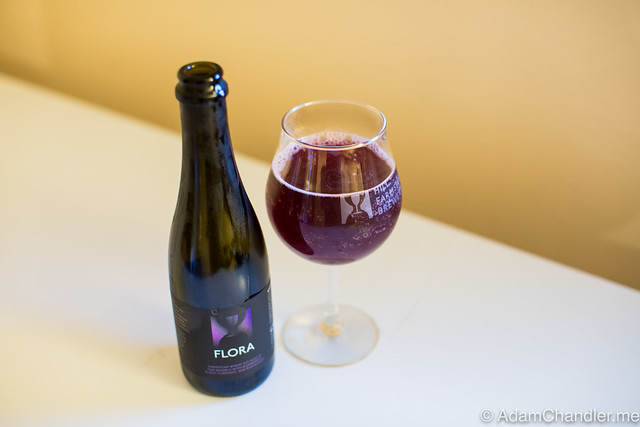 Hill Farmstead Flora - Blueberry/Black Currant/Raspberry