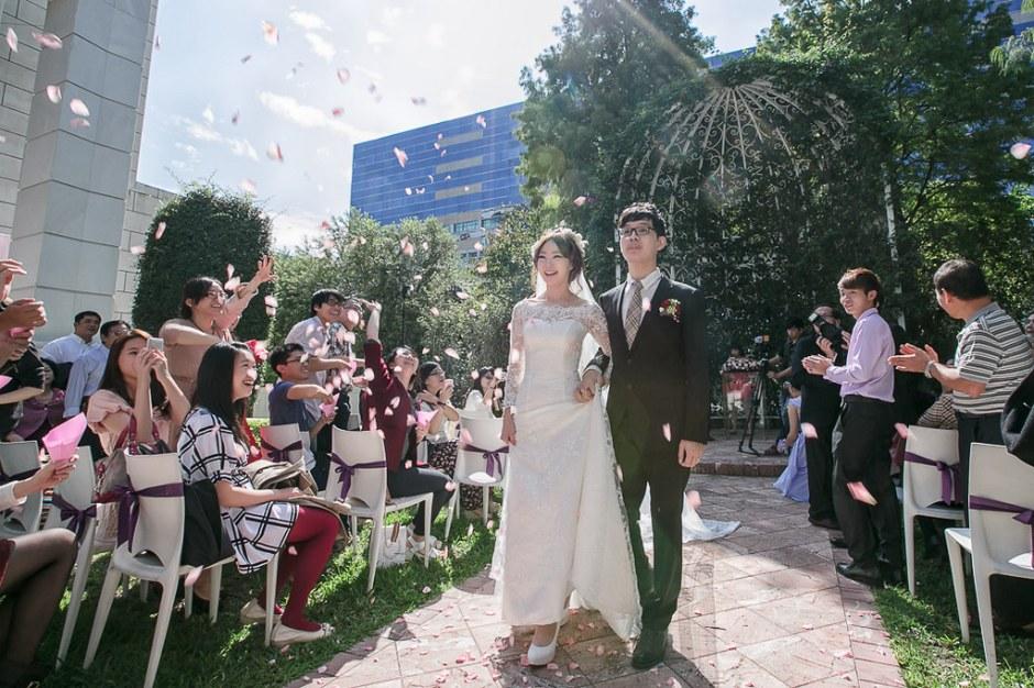 017中僑戶外婚禮
