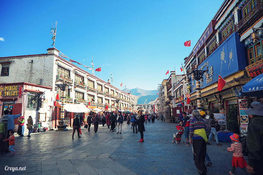2015.12.09 | Tibet 西藏踢北去 | 尋找藏人真正的拉薩中心,被信仰力量震撼的大昭寺與舊城區 29.jpg