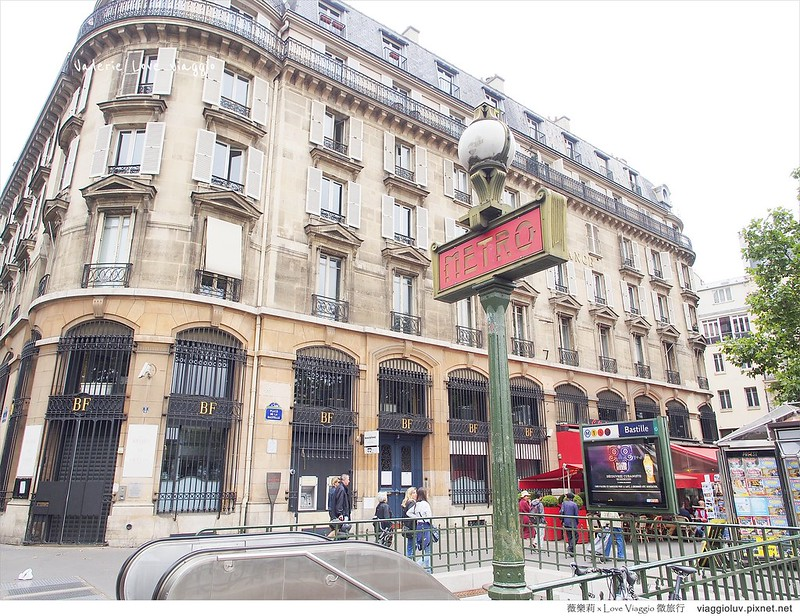 paris,巴士底市集,市集,法式早午餐 @薇樂莉 Love Viaggio | 旅行.生活.攝影