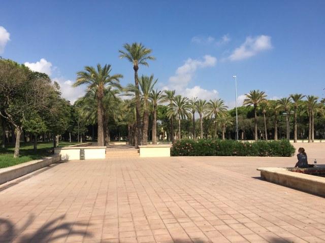 stad kunst en wetenschap botanische tuin valencia