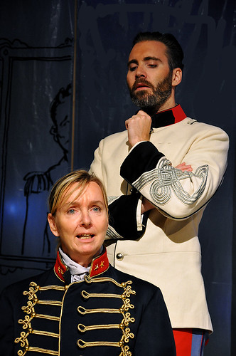 Ingrid Loeld Rasch, Elias Dahlgren
