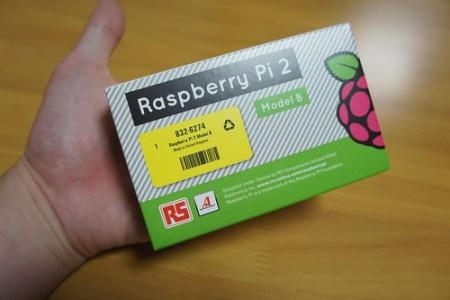 Raspberry Pi 2 パッケージ