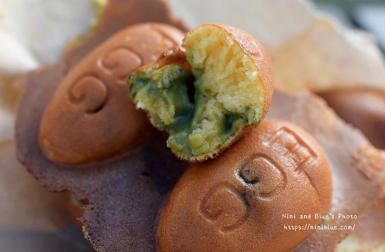 美術館綠園道魚刺人雞蛋糕14