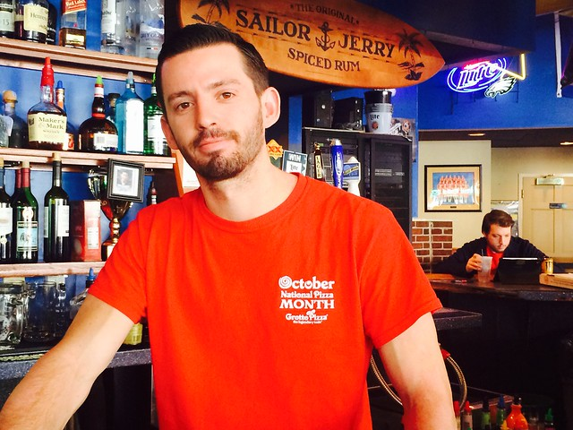 Know Your Bartender: Nick Fader