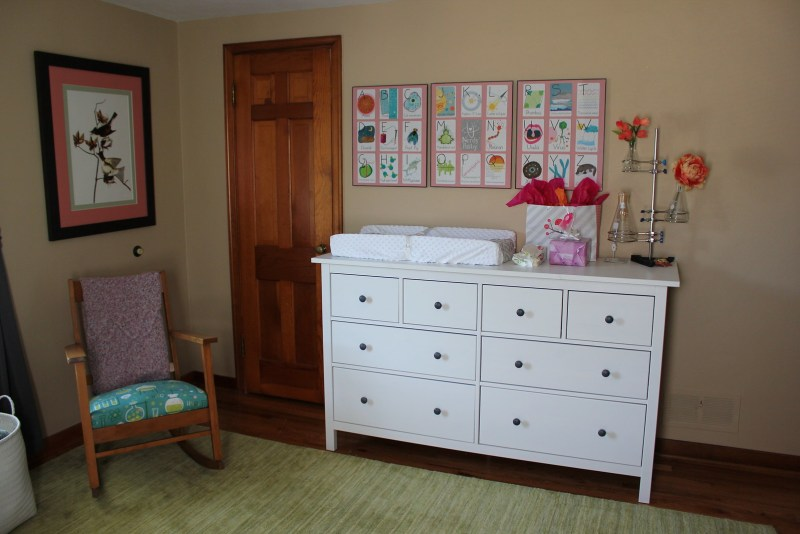 Right side of the nursery