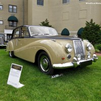 1960 Armstrong-Siddeley Star Sapphire Saloon at the 2015 Elegance at Hershey