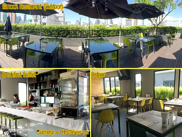 iSanook Residence Breakfast Buffet