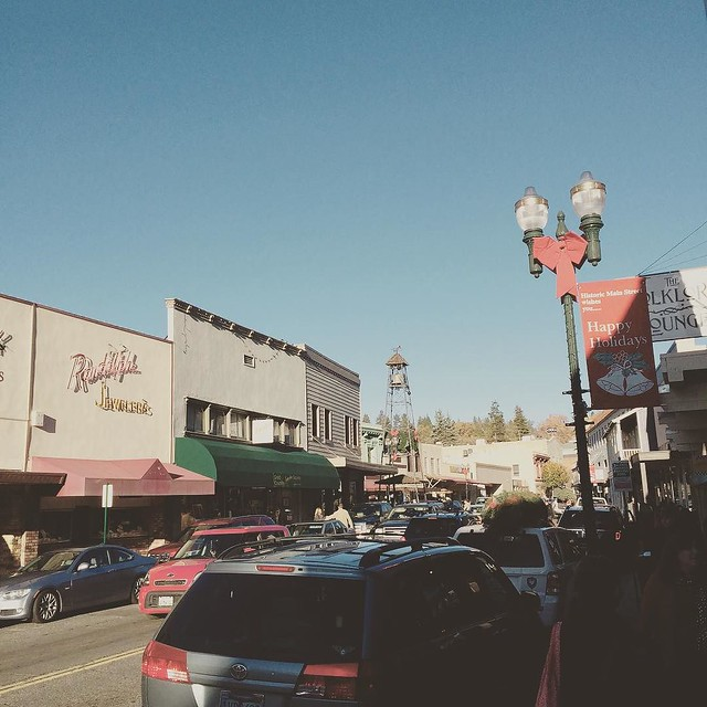 Shopping in downtown Placerville and supporting our local businesses! #smallbusinesssaturday #supportsmallbusiness
