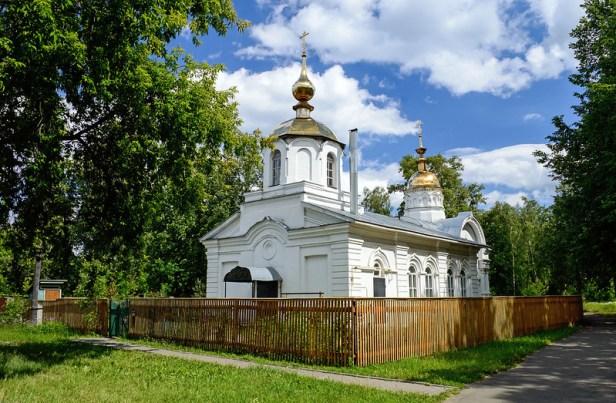 Alexander Nevsky Church, Kineshma, Ivanovo Oblast, Russia
