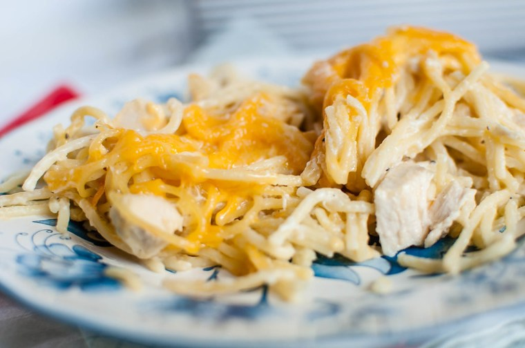 Chicken Tetrazzini 2