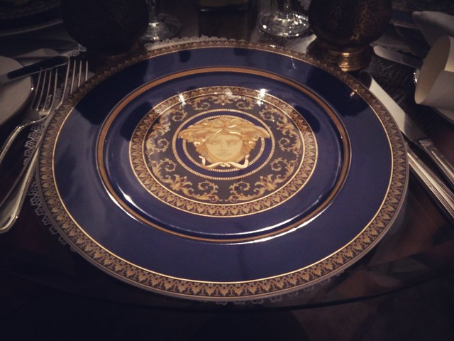 11. Versace Plates