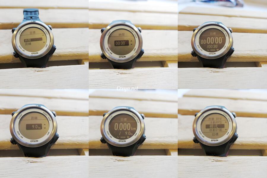 2015.12.10  跑腿小妞  為下一個挑戰設定目標, EPSON RUNSENSE SF-810 手錶訓練心得 07.jpg