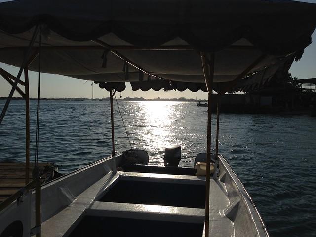 Umm Al-Quwain coast boattrip