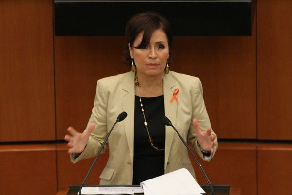 Exigen legisladores renuncia de Robles a Sedesol