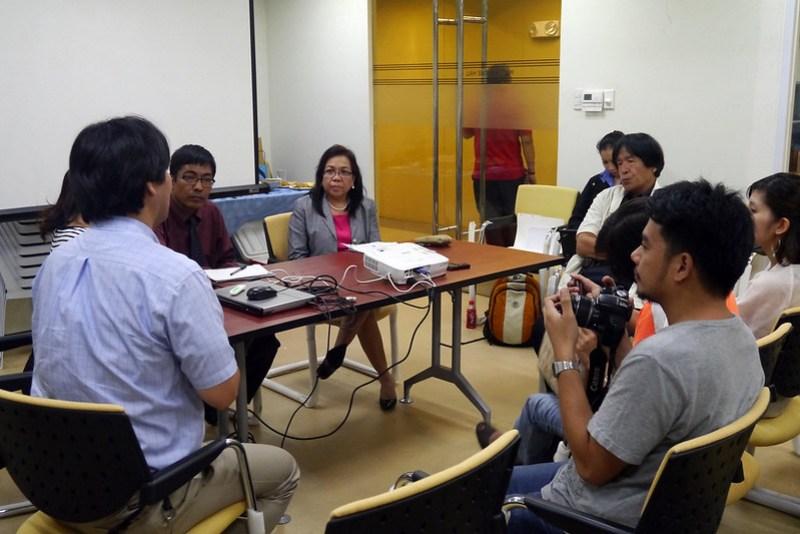 Urban Heritage Conservation & Creative City Seminar 20130905_163945
