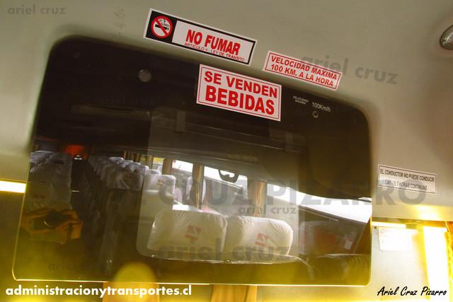 Linatal - Santiago - Busscar Panorâmico DD / Volvo (CPWK20) (158)