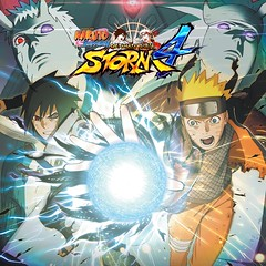Naruto Ultimate Ninja Storm 4 – PS4