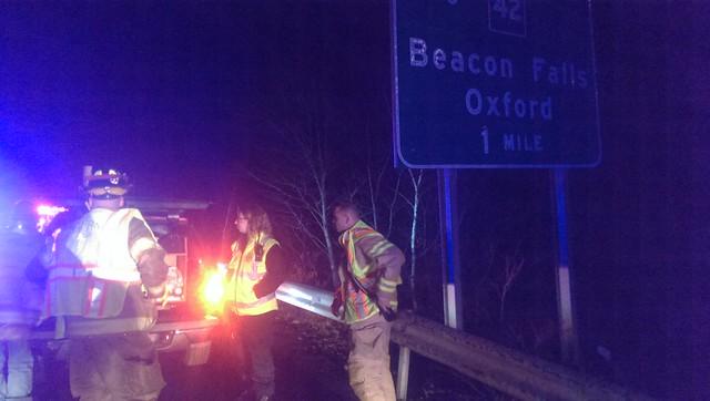 Route 8 Accident, Nov. 2015