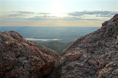 Horsetooth summit