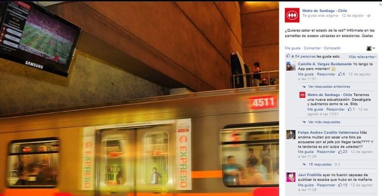 Pantallazo 1 Metro
