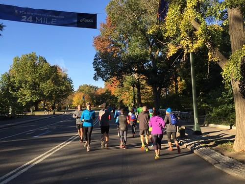 Mexican Run ASIC Maraton de Nueva York 2015