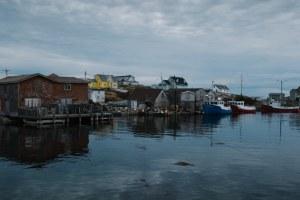 Peggys Cove Wharf