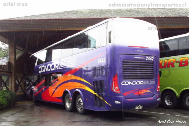 Condor Bus - Pucón - Modasa Zeus / Mercedes Benz (FFVR17)