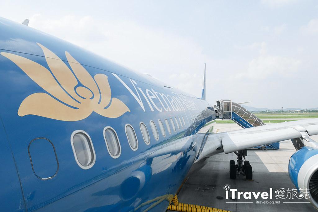 越南航空搭乘体验 Vietnam Airlines (40)