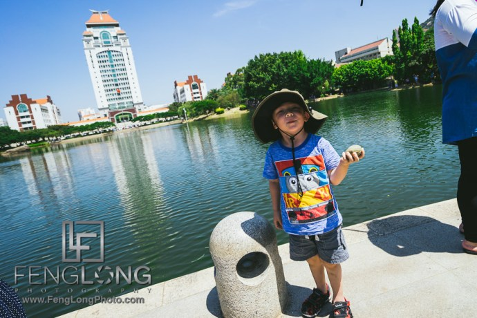 China Trip 2015 | Day 5 | Xiamen University + Train Travel