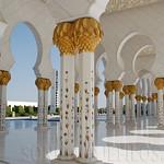 Viajefilos en la Gran Mezquita de Abu Dhabi 06